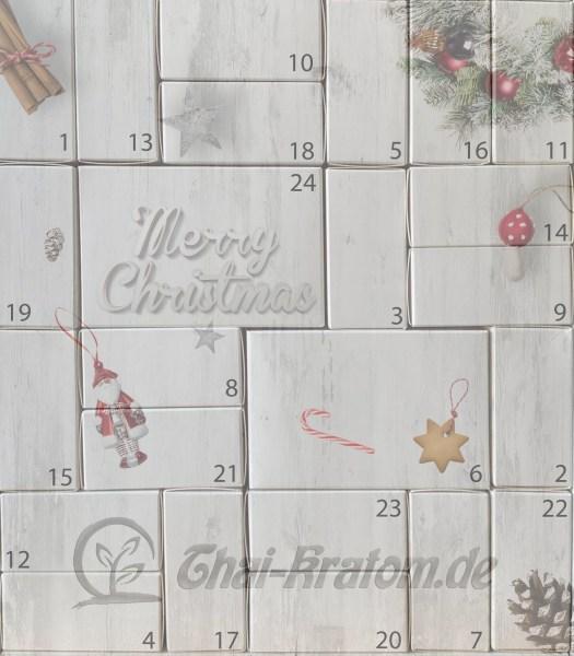 Kratom Advent Kalender